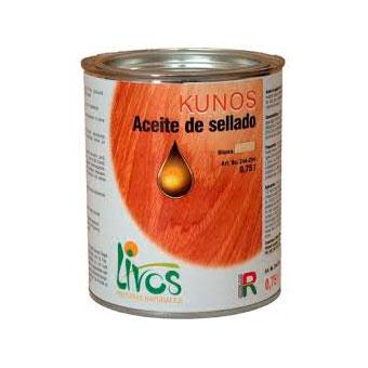 Aceite para parquet Livos KUNOS 244